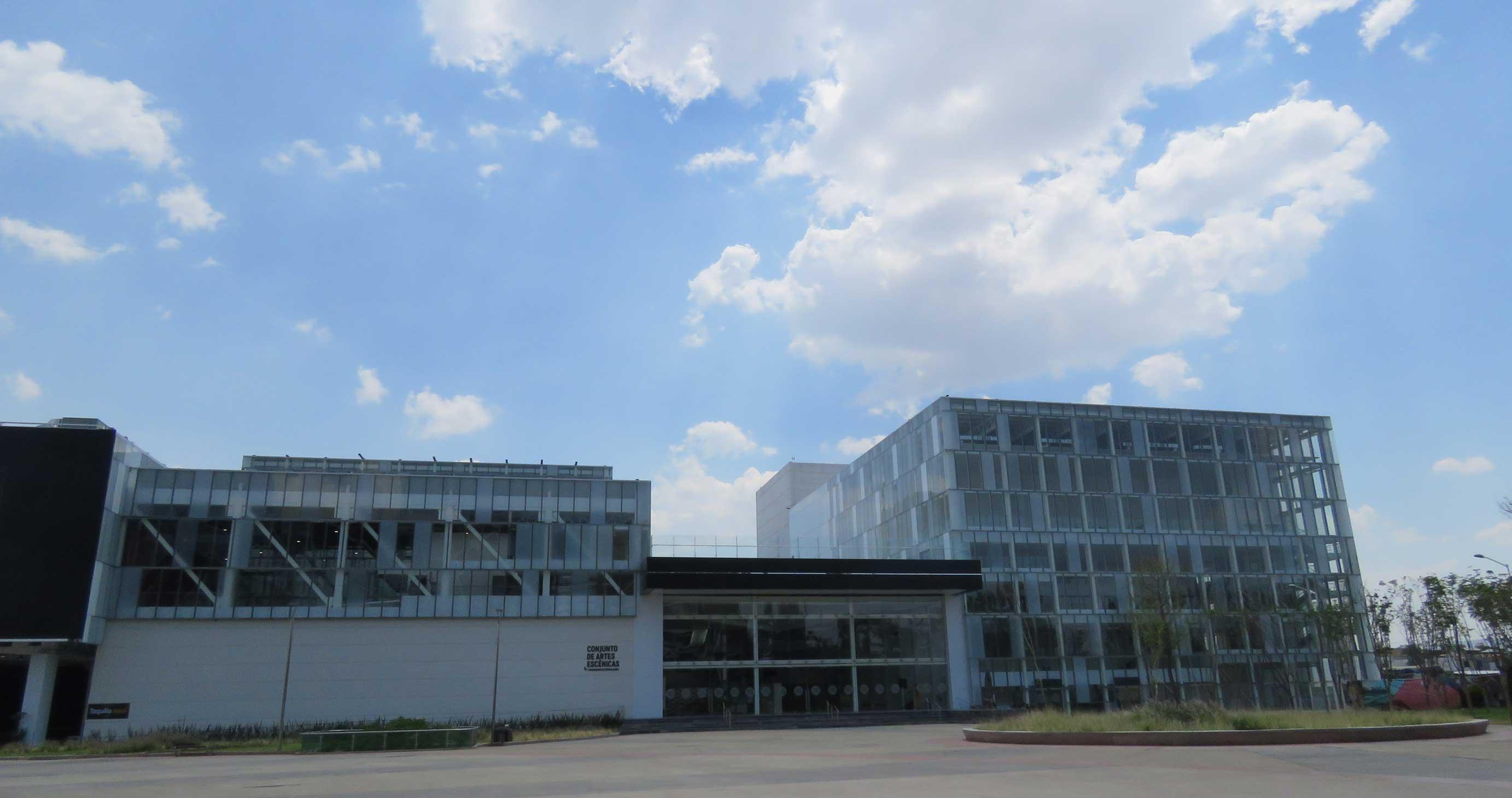 university of guadalajara performing arts center