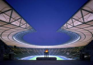 martinglassberlinolympicstadium