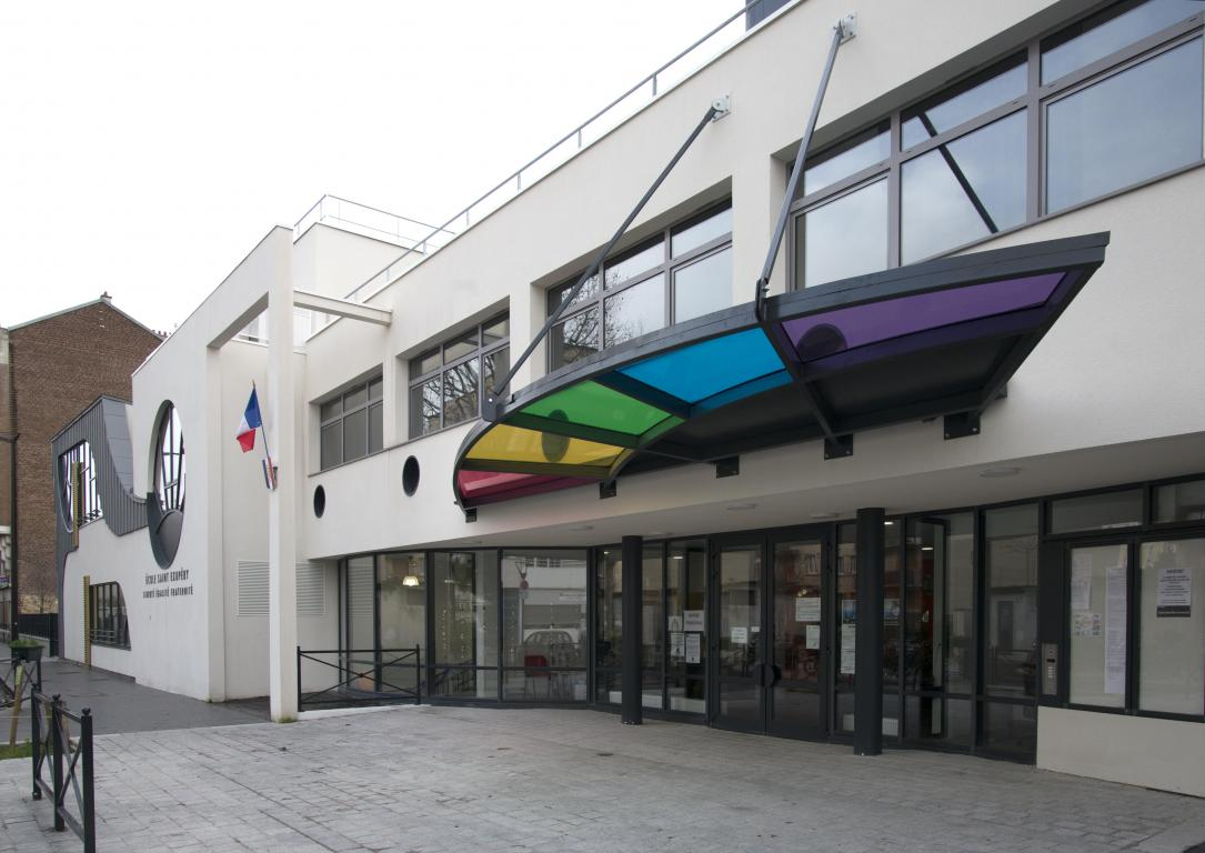 elementary-and-nursery-school-saint-exupéry-bois-colombes