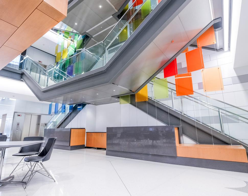 michigan state university bio engineering facility vanceva color