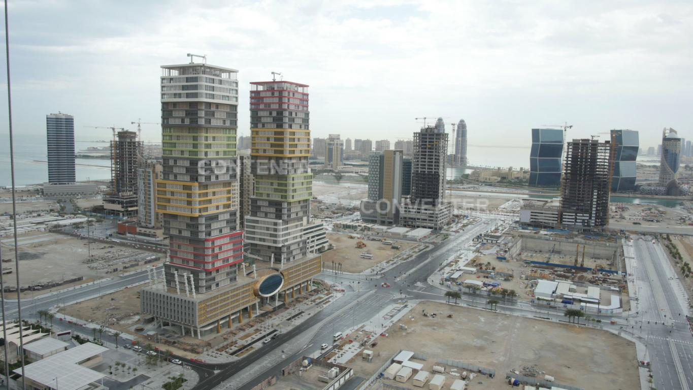 Marina-twin-towers-qatar-Technical-Glass-Aluminium-vanceva