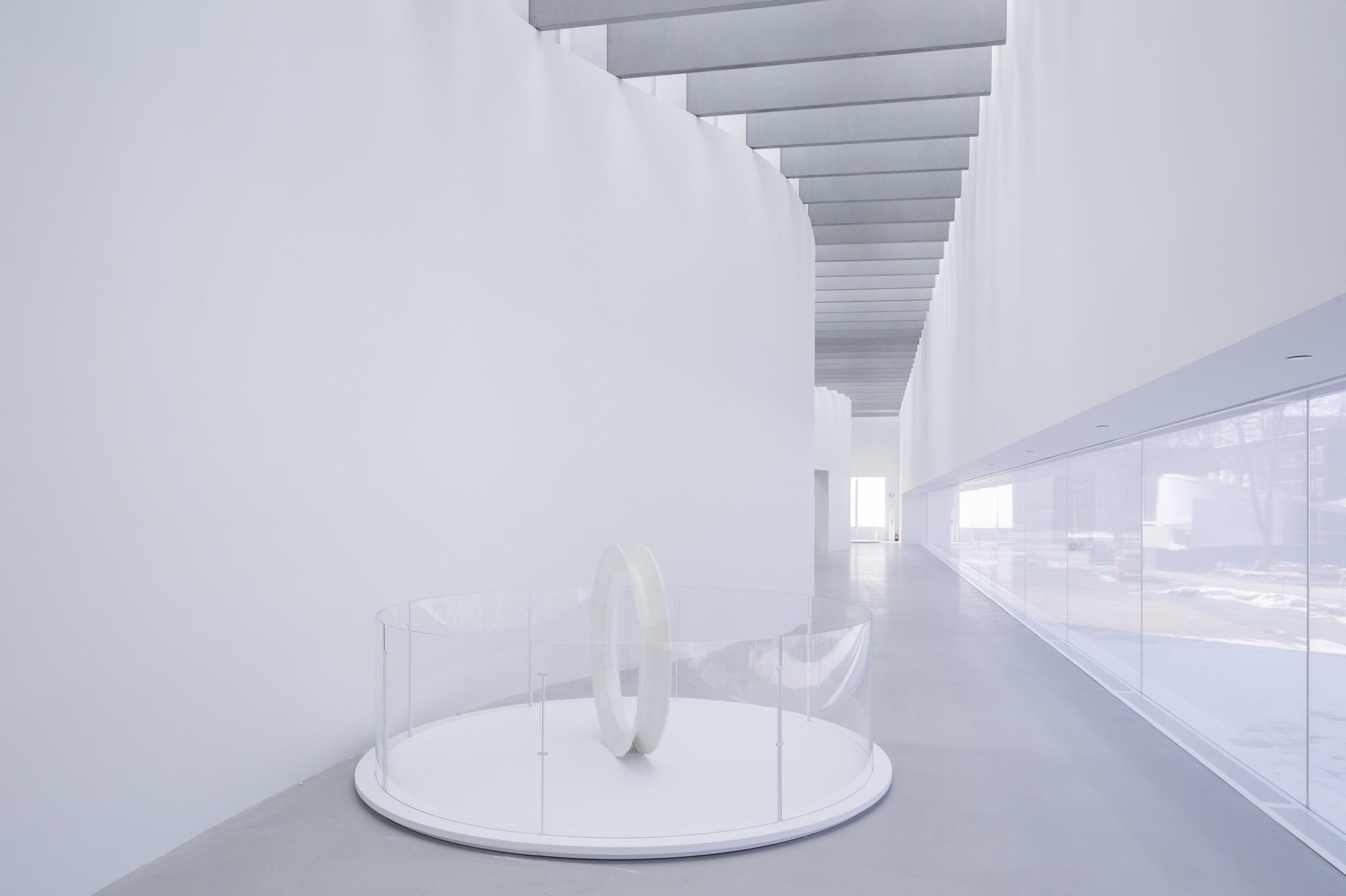 The Corning Museum of Glass - North Wing Expansion   Vanceva® Color Studio