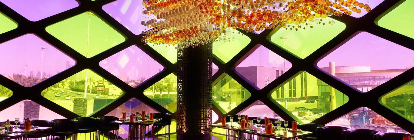 Le Chateau Restaurant, Riyadh