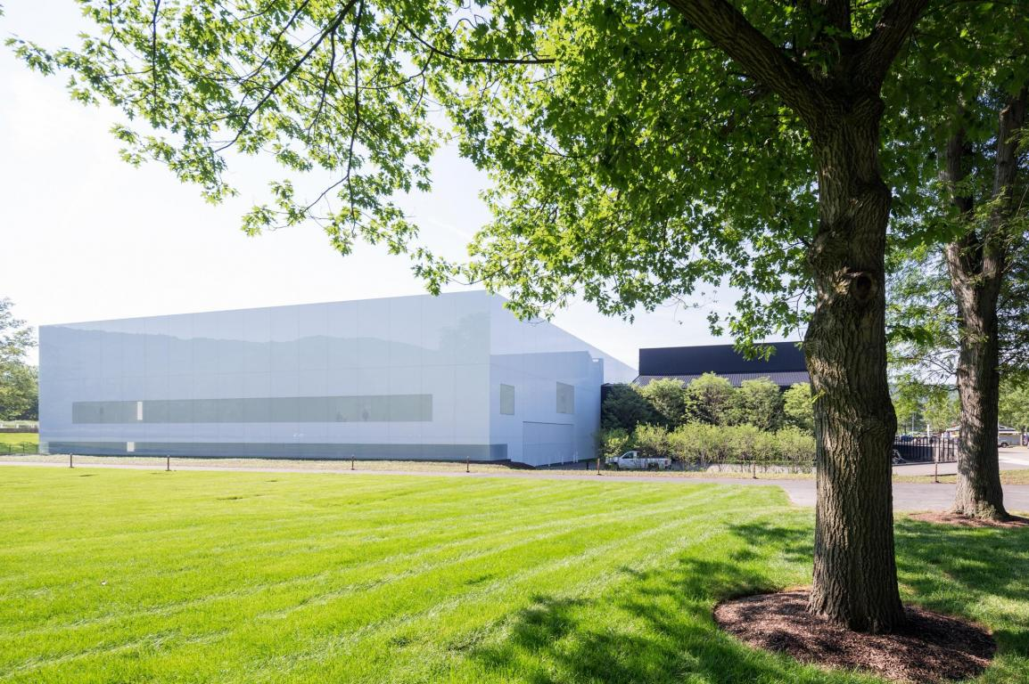 The Corning Museum of Glass - North Wing Expansion | Vanceva® Color ...